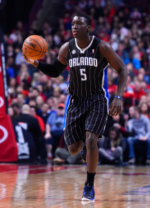 NBA: Orlando Magic at Chicago Bulls
