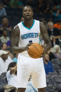 NBA: Preseason-Orlando Magic at Charlotte Hornets