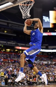 NCAA Basketball: Final Four-Kentucky Practice