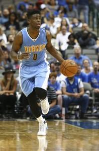 NBA: Preseason-Denver Nuggets at Dallas Mavericks