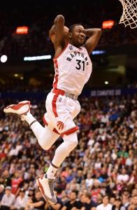 NBA: Preseason-Los Angeles Clippers at Toronto Raptors
