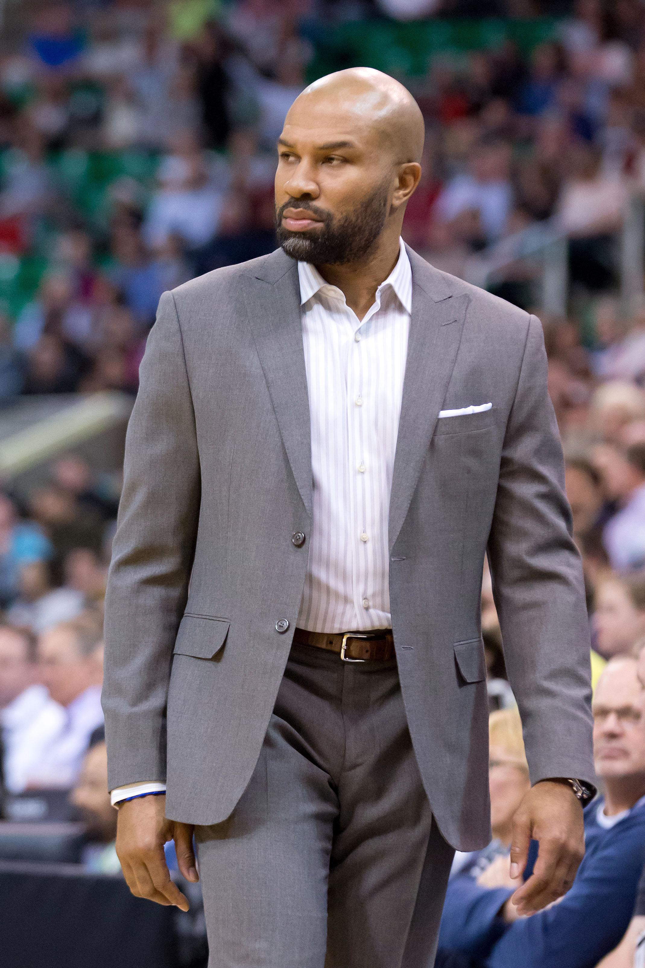 Knicks Fire Derek Fisher, Promote Kurt Rambis   Hoops Rumors