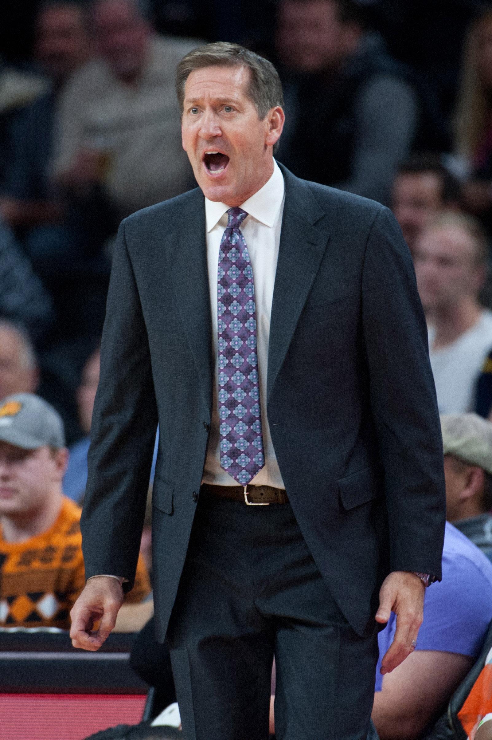 Knicks Hire Jeff Hornacek