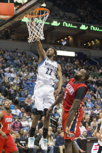 Jesse Johnson / USA Today Sports Images