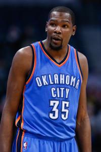 Kevin Durant vertical