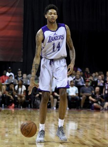 Brandon Ingram vertical