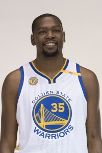 Kevin Durant vertical