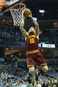 Chris Andersen vertical