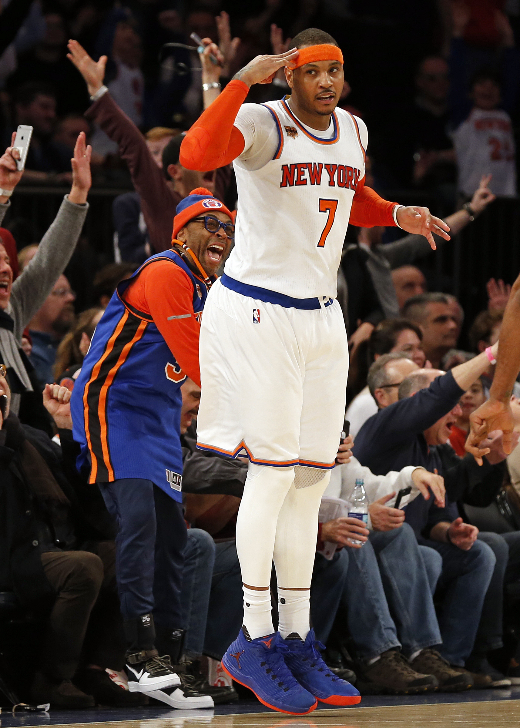 Trade Candidate: Carmelo Anthony   Hoops Rumors