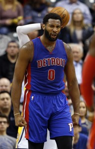 Andre Drummond vertical