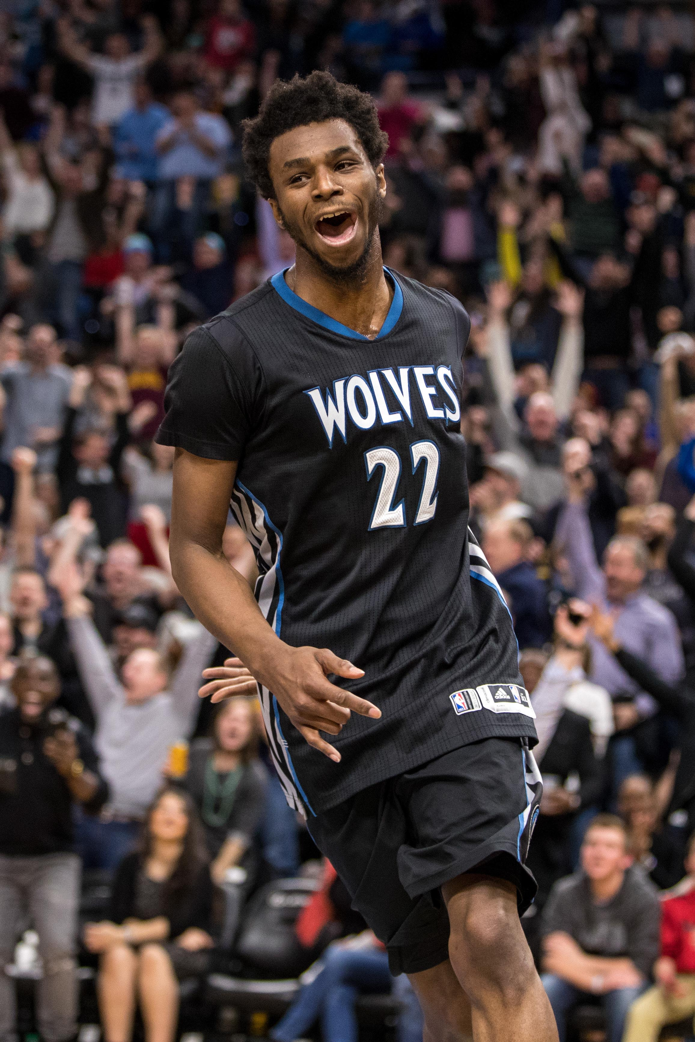 Timberwolves Sign Andrew Wiggins To Extension  e29b3ced5