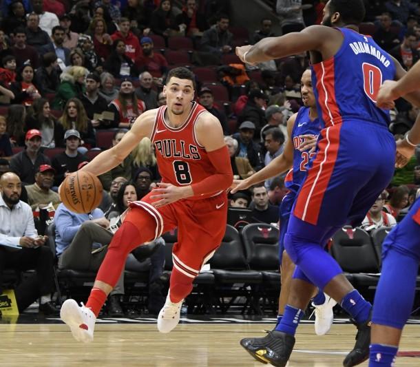 Houston Rockets Depth Chart: 2018 Free Agent Stock Watch: Chicago Bulls